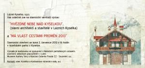 pozvánka na výstavy v Kyselce2a