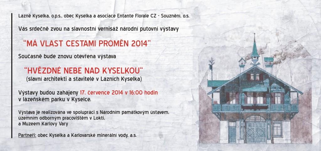 Pozvanka do kyselky 17-7-2014